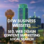 DFW-Business-Websites, Dallas Fort Worth TX